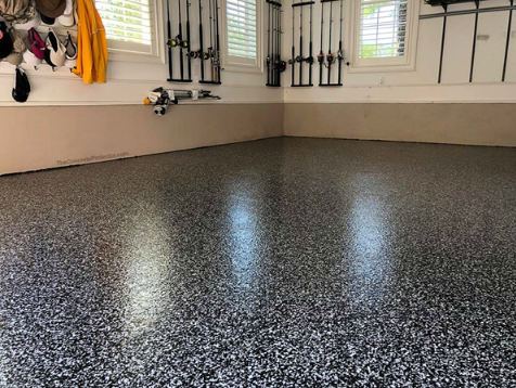 Epoxy Floor Coating And Paints